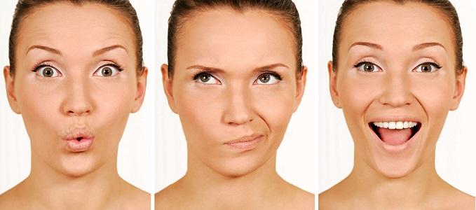 Ефективна гімнастика для обличчя: як впоратись з дрібними зморшками?