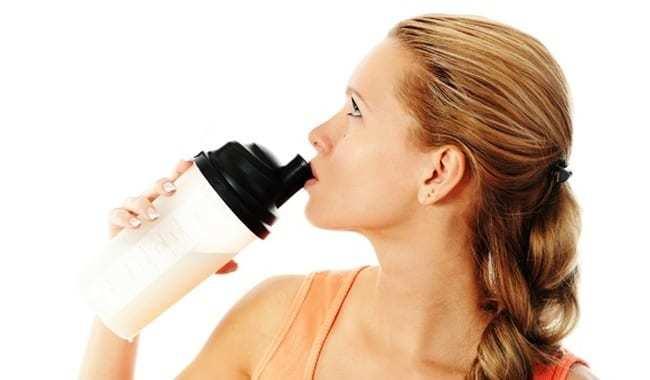 Як правильно вживати протеїн?