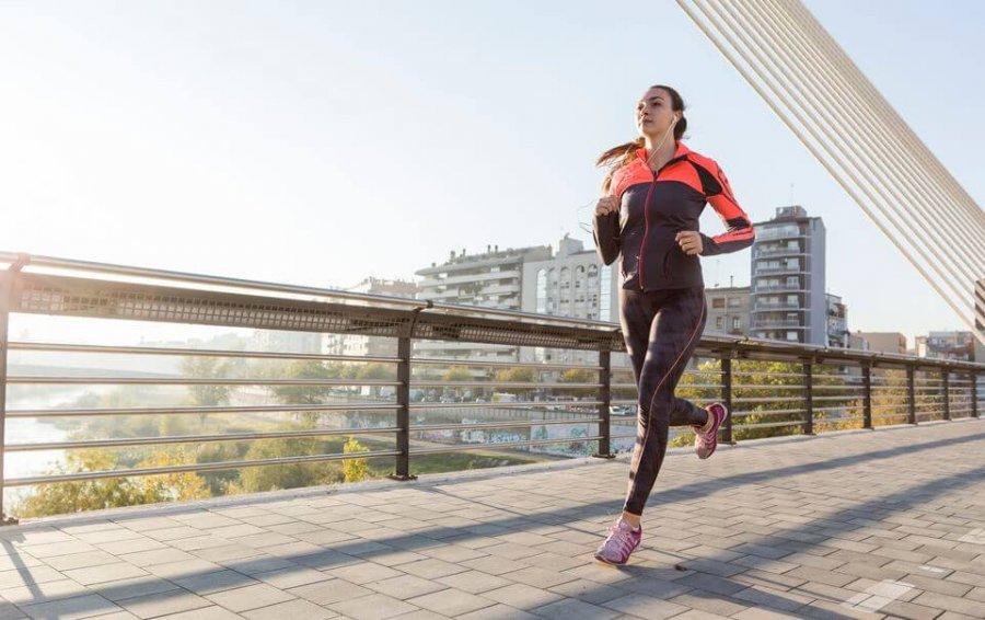Як правильно бігати з користю для організму?