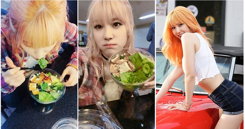 4 варіанти дієт корейських зірок (ти точно схуднеш)