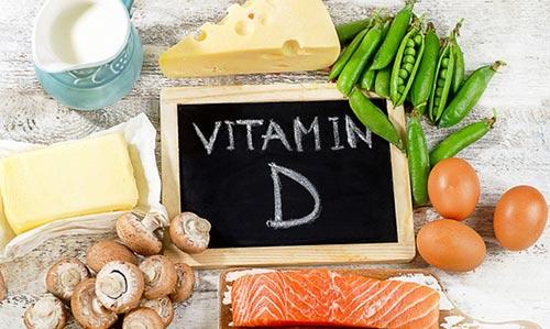 5 продуктів, в яких міститься багато вітаміну D