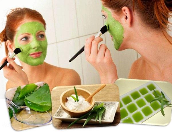 Користь соку алое для обличчя і 4 рецепта масок від зморшок для кожного типу шкіри