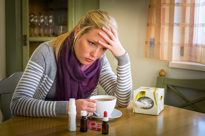 9 бажань, про які насправді кричить твій організм, коли ти захворюєш