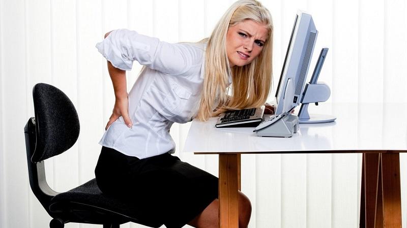 Як удальонка вплинула на твою спину і що з цим робити