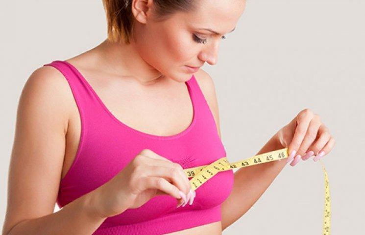 Прості вправи для збільшення грудей