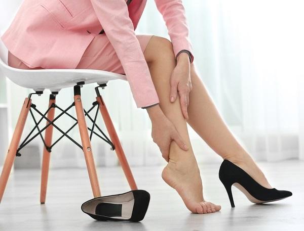Психосоматика болів в ногах